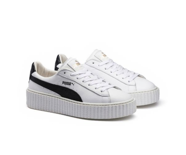 new arrival ece60 02125 Drop Everything — Rihanna's New Fenty x Puma Creepers Are ...