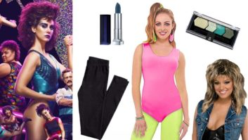 Here's Everything You Need To DIY A 'GLOW' Halloween Costume
