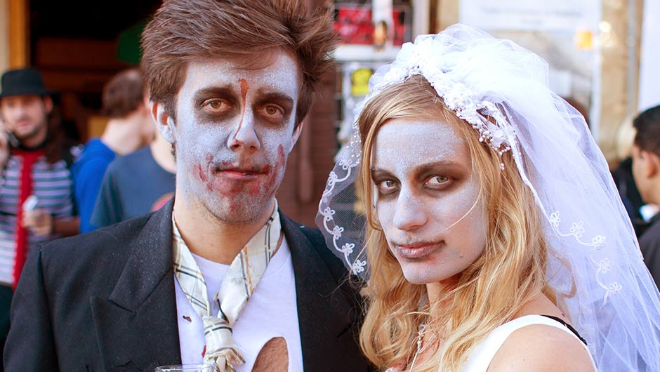 5 Mistakes Couples Make When Planning A Halloween Themed Wedding