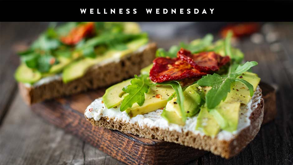 Start Your Day Off Right With These Healthy Breakfast Ideas #WellnessWednesday
