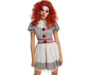 Be sure to buy this clown dress soon because weu0027re sure the costume wonu0027t be available for much longer since everyone is going to want it this year.  sc 1 st  SHEfinds & Hereu0027s How To DIY A Pennywise u0027Itu0027 Halloween Costume