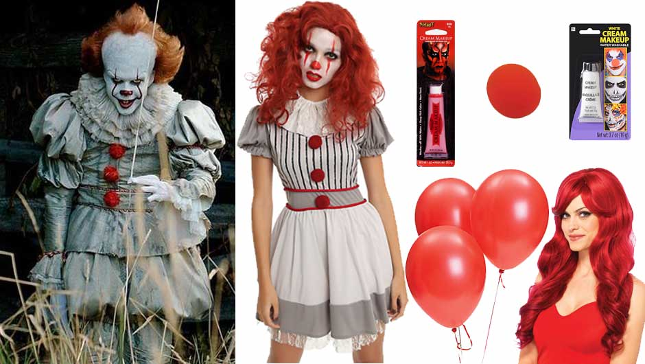 The blockbuster hit of the movie adaptation for author Stephen Kingu0027s It book has caught the attention of viewers nationwide.  sc 1 st  SHEfinds & Hereu0027s How To DIY A Pennywise u0027Itu0027 Halloween Costume
