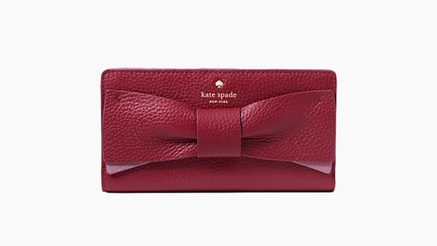 Psst! Here's Where To Get A Gorgeous Kate Spade Wallet For $39 Today