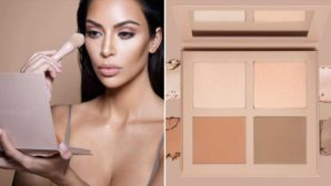 KKW Beauty's Powder Contour & Highlight Kits Are Back In Stock -- Get Them Before They're Gone!