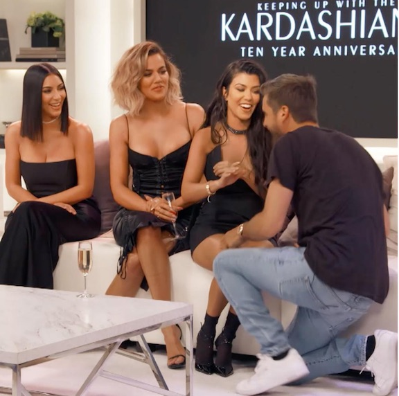 Scott *Almost* Proposed To Kourtney