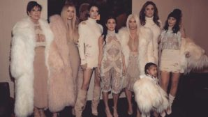 The Kardashian-Jenners Just Recreated The KUWTK Intro & It Will Make You Feel Old AF