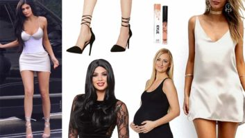Here's How To DIY A Pregnant Kylie Jenner Costume This Year