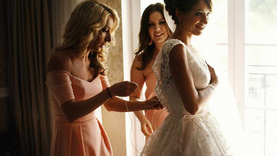 Maid Of Honor Wedding Dresses