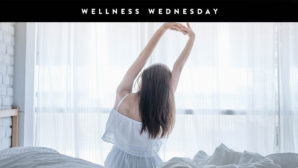 Start Your Morning Off Right With These Invigorating Stretches #WellnessWednesday