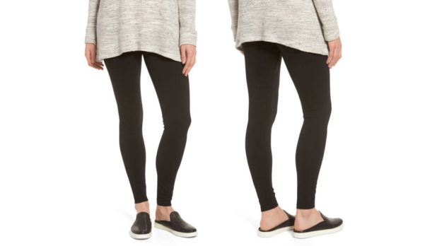 Psst! These Crazy Affordable Black Leggings Have Tons Of Rave Reviews