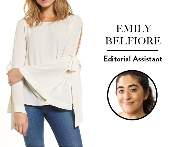 Emily Belfiore, Editorial Assistant