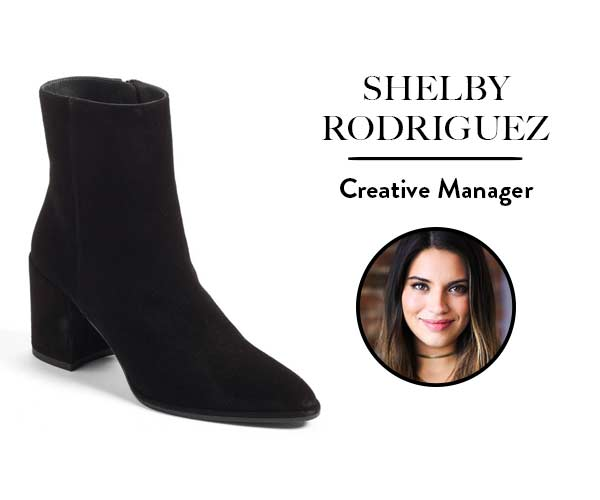 Shelby Rodriguez, Creative Manager