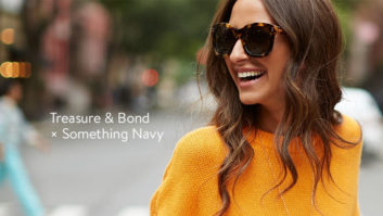 The Something Navy x Nordstrom Collection Is Finally Here And It's Everything You Wished For