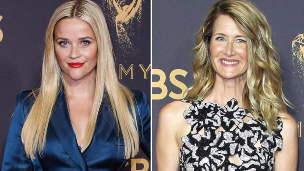 Did Laura Dern Snub Reese Witherspoon At The Emmys? This Video Is Making It Seem Like She Definitely Did...