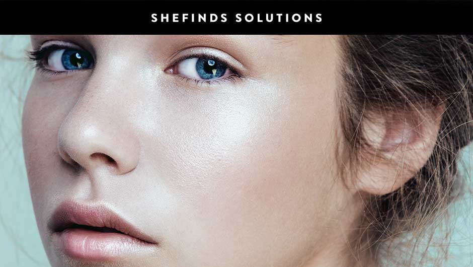 Applied Too Much Highlighter? Here's How To Fix Your Face Without ...