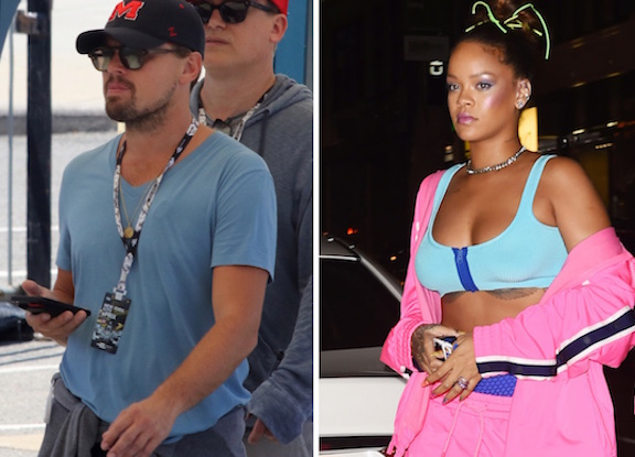 are leo dicaprio and rihanna dating