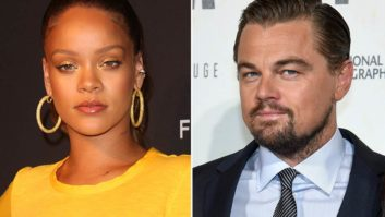Are Leonardo DiCaprio & Rihanna Dating? This Pic Is Definitely Making Us Think They Are...