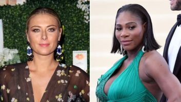 Maria Sharapova Just Threw Some Major Shade At Serena Williams And We're Freaking Out