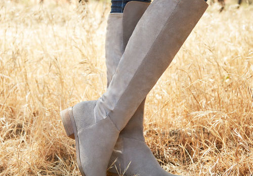 Every Woman Should Own These Boots--They Never Go Out Of Style
