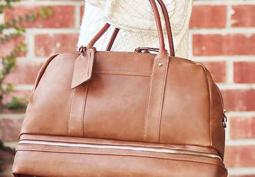 Going Away For A Long Weekend? You Need This Bag In Your Life
