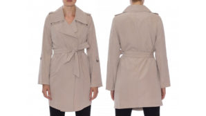 Psst! Snag This Amazing Trench Coat For Just $30  (Down From $250) With Our Exclusive Promo Code