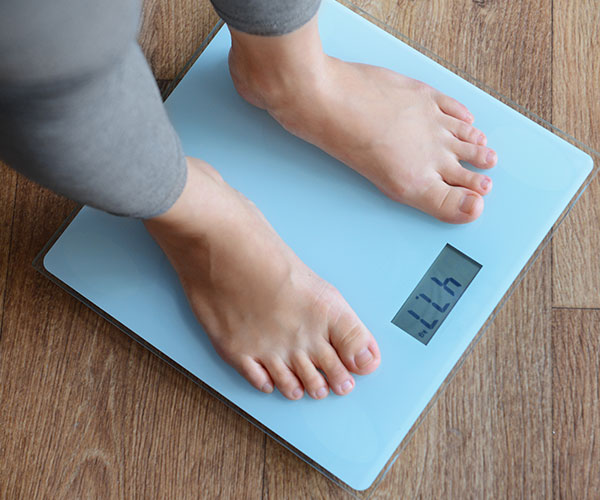 weight loss mistakes scale