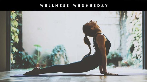 Three Easy Yoga Poses That Will Help You Get Flatter Abs #WellnessWednesday