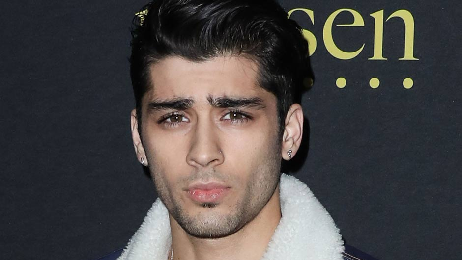 So Zayn Malik Is Bald Now And We Dont Know How To Feel About It - Zayn malik hairstyle in kiss you