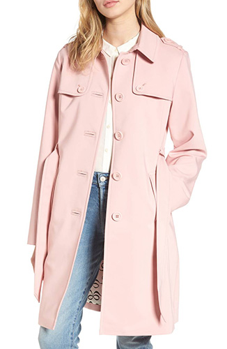 3-in-1 trench coat