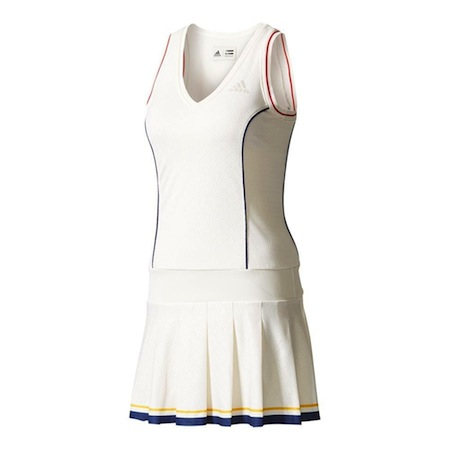 adidas tennis dress battle of the sexes costume