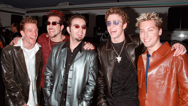 Is A NSYNC Reunion Finally Happening?! Joey Fatone May Just Have Confirmed It