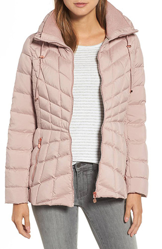 Packable Down & PrimaLoft® Coat