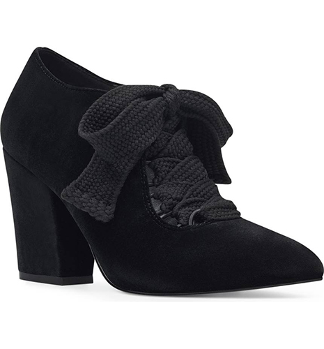 Sweeorn Lace-Up Bootie