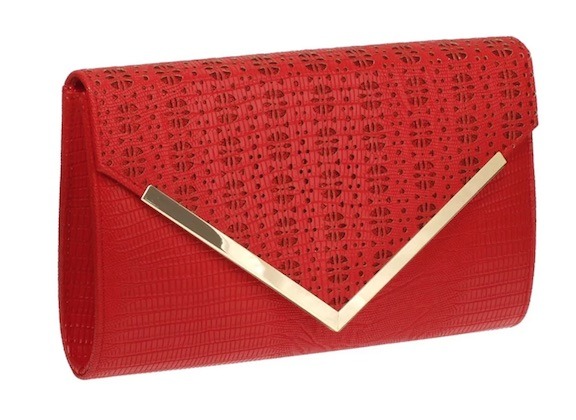 red clutch amazon