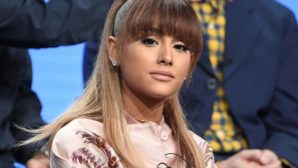 Ariana Grande Just Dyed Her Hair Silver Gray & We Hardly Recognize Her!