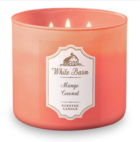 these are the best smelling best selling candles from bath body works shefinds. Black Bedroom Furniture Sets. Home Design Ideas