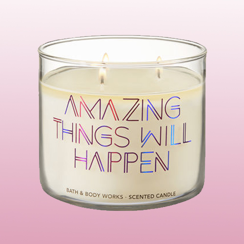 These Are The Best Smelling U0026 Best Selling Candles From Bath U0026 Body Works