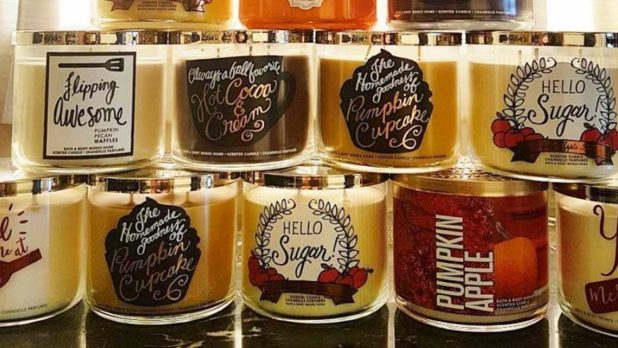 These Are The Best Smelling (And Best-Selling!) Candles From Bath & Body Works!