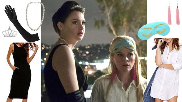 How To DIY The 'Big Little Lies' Audrey Hepburn Halloween Costumes