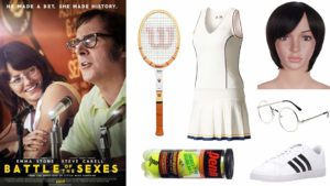 battle of sexes costume