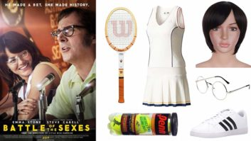 This Billie Jean King From <em>Battle Of The Sexes</em> Halloween Costume Is A Winner