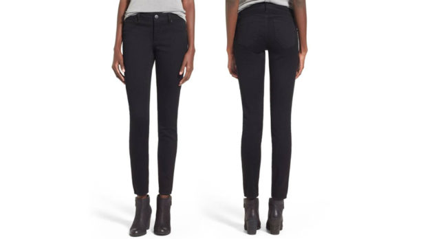 Nordstrom Shoppers LOVE These $39 Black Jeans