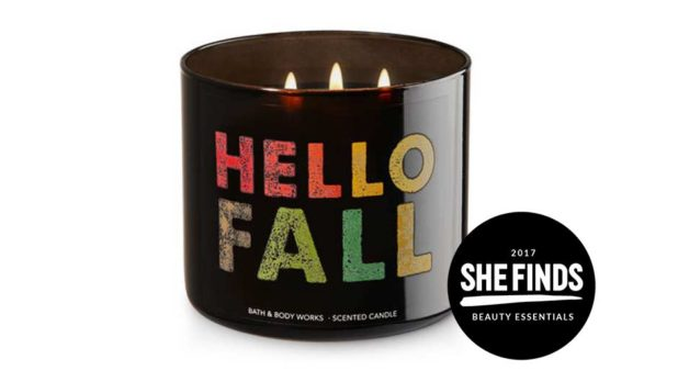 Forget Pumpkin Spice, This Is The Best-Smelling Fall Candle You <em>Need</em> In Your Home