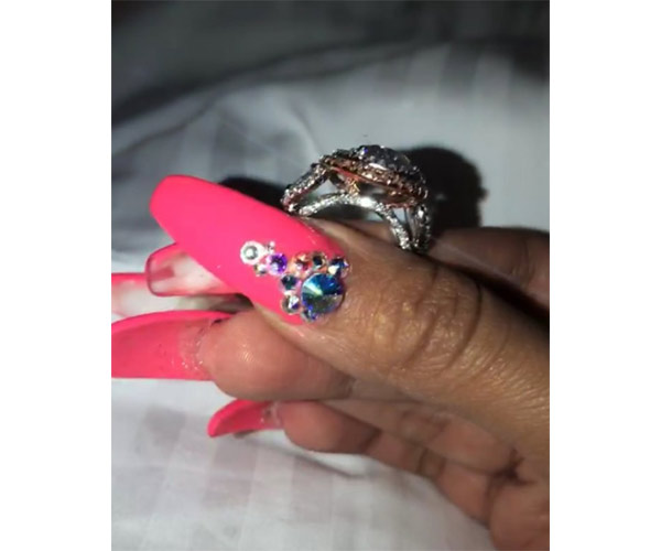 Cardi B Ring: You Have To See Cardi B's Massive Engagement Ring