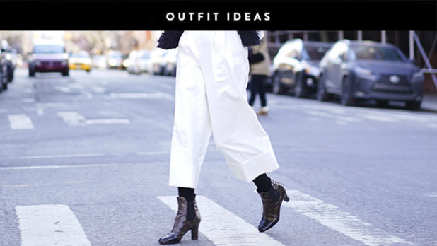 Culottes Are Fall's Next Big Thing--Here's Some Outfit Inspo On How Style The Trend