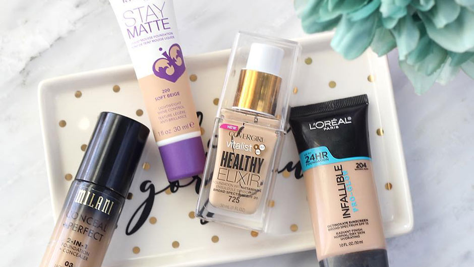 5 Drugstore Foundations Dermatologists Swear By For Women Over 30