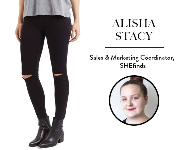 Alisha Stacy, Sales & Marketing Coordinator, SHEfinds