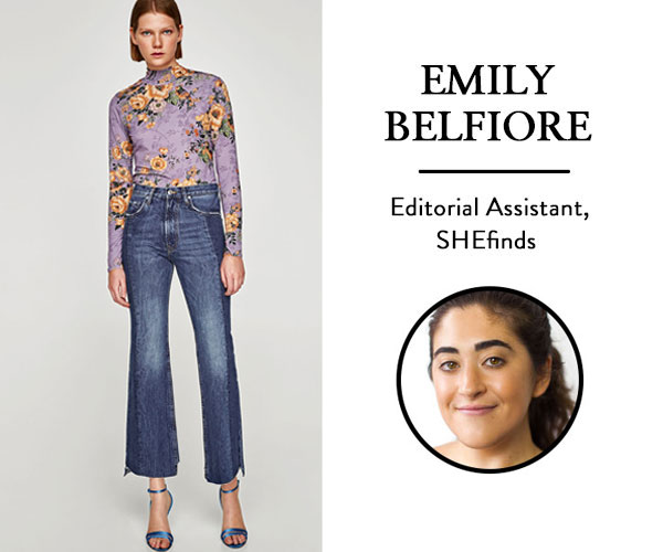 Emily Belfiore, Editorial Assistant, SHEfinds