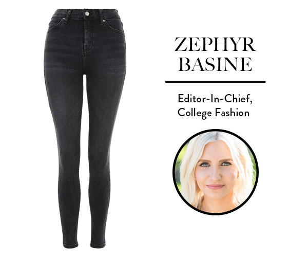 Zephyr Basine, Editor-In-Chief, College Fashion