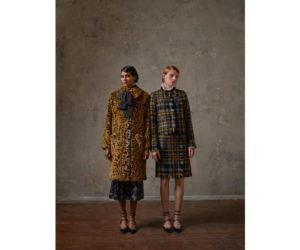 Erdem x H&M coat
